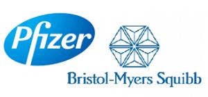 Pfizer BMS logo